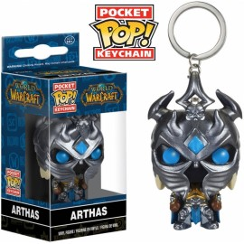POP Keychain - Word of Warcraft - Arthas