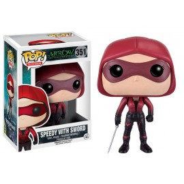 Television 351 POP - The Flash - Speedy with Sword