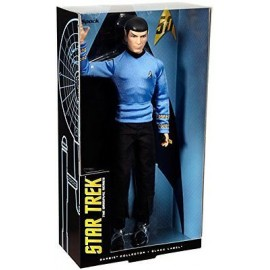 Star Trek Mr Spock Deluxe Doll