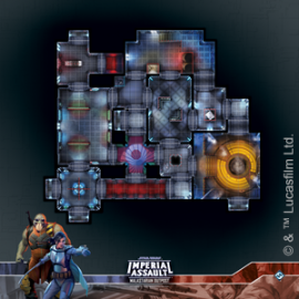 Star Wars: Imperial Assault: Malastarian Outpost