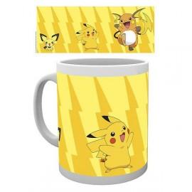 Pokemon Pika Evolve Mug