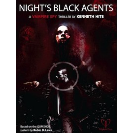 Night's Black Agents RPG