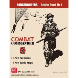 CC: Battle pack 1 Paratrooper wargame