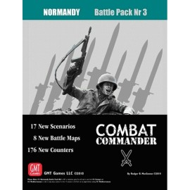CC: Battle pack 3 Normandy wargame