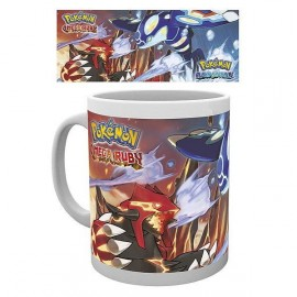 Pokemon Oras Mug