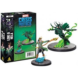 Marvel Crisis Protocol: Loki and Hela (CP12)