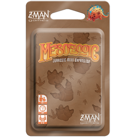 Jurassic Mini Expansion: Mesozooic