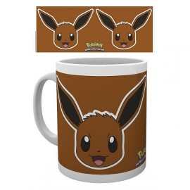 Pokemon Evee Face Mug