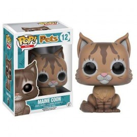 Pets 12 POP - Cats - Maine Coon
