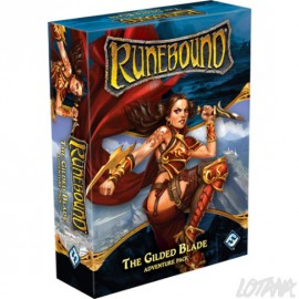 Runebound 3rd edition: The Gilded Blade Scenario Pack