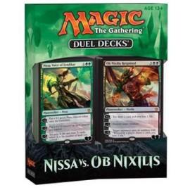 MTG Duel Deck Nissa vs Ob Nixilis Display (6)