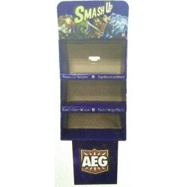 Smash Up Standing Display Unit
