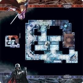 Star Wars Imperial Assault Nelvaanian War Zone Playmat