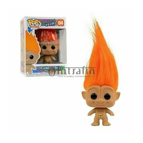Trolls 04 - Orange Troll
