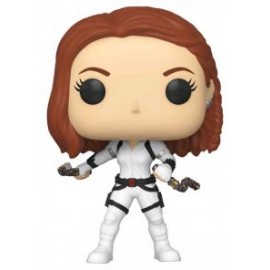 Marvel: Black Widow – Black Widow (White Suit)
