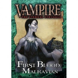 VTES: First Blood Malkavian