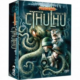 Reign of Cthulhu: pandemic system boardgame