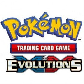 Pokémon XY12 Evolution Blister (3p) Eng