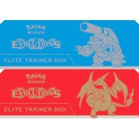 Pokemon - EN - XY12 Elite Trainer Box