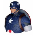 Bust Bank - Marvel - Captain America 20cm