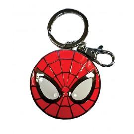 Keychain - Marvel - Metal Logo Spider-Man