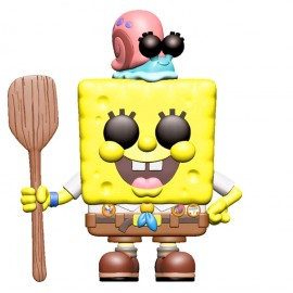 Animation:916 Sponge Bob - SpongeBob in Camping Gear