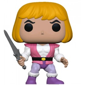Animation: Masters of the Universe - Prince Adam
