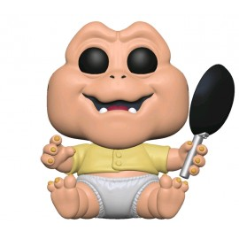 Television : Dinosaurs -Baby Sinclair