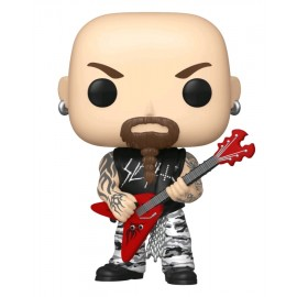 Rocks: Slayer -Kerry King