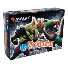 MTG Unsactioned box Eng
