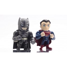 Metals - M9 - Batman vs Superman -2-pack Batman & Superman