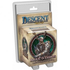 Descent 2 Ardus Ix'Erebus Lieutenant
