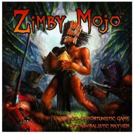 Zimby Mojo (Boxed Co-Opportunistic Board Game)