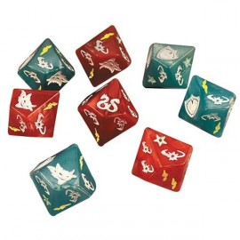 Sword & Sorcery Immortal Souls custom dice pack