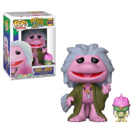 Television 522 POP - Fraggle Rock - Mokey with Doozer