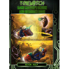 Time Watch RPG GM Screen & Resource book
