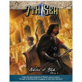 7th Sea Nations of Theah vol 2