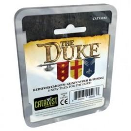 The Duke Reinforcements Gunpowder Uprising