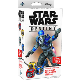 Star Wars Destiny: Allies of Necessity Draft Set