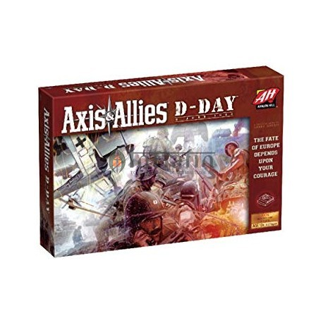 Axis & Allies D-Day Boardgame