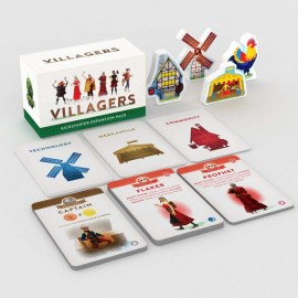 Villagers: Expansion Pack (Boxed Card Game)
