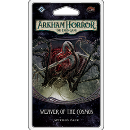 Weaver of the Cosmos Mythos Pack: Arkham Horror LCG Exp