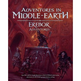 Adventures in Middle Earth Erebor Adventures