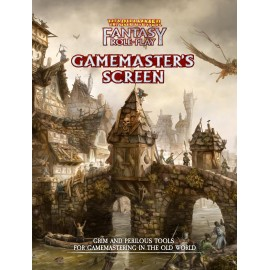 WFRP Gamemasters Screen