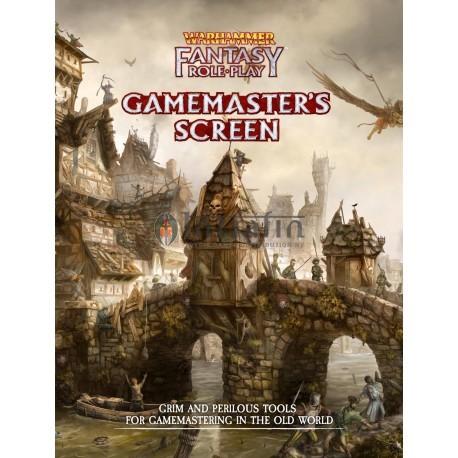 WFRP Gamemasters Screen