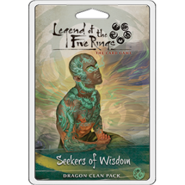 Legend of the Five Rings LCG: Seekers of Wisdom Clan Pack