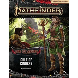 Pathfinder Adventure Path: Cult of Cinders (Ages of ashes 2 of 6)
