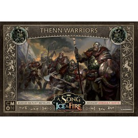 Song of Ice and Fire: Thenn Warriors