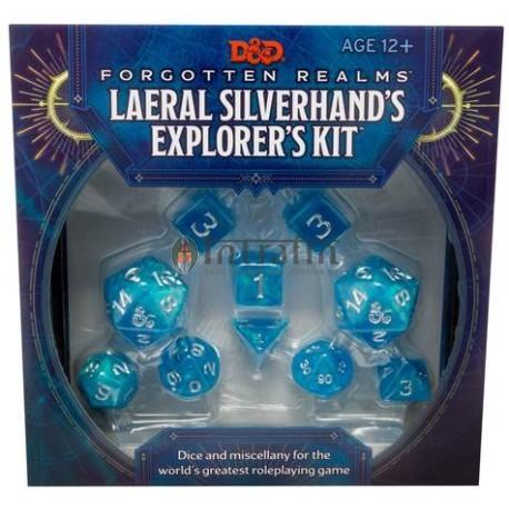 D&D Forgotten Realms: Laeral Silverhand's Explorer's Kit