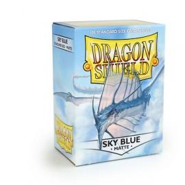 Dragon Shield Matte - Sky Blue (10x100)